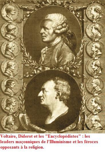 the views of voltaire and diderot on religious intolerance Voltaire created thousands of works throughout against intolerance and religious persecution the english style of living greatly influenced his view of the.