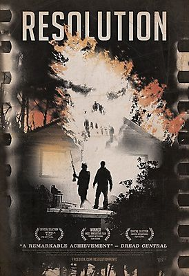 Resolution (2011) affiche