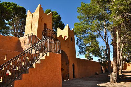 le Monastère Notre Dame de l'Atlas  Tibhirine Midelt Maroc Midelt-066